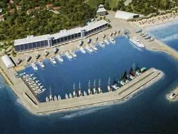 """База отдыха 3,4 гектара у моря, массив """"Совиньон"""""""