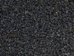 Базальтовая крошка, черная, 2-5, 5-8, 8-12мм