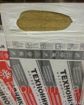 Базальтовая вата 135 плотность Технофас Эффект 50 мм
