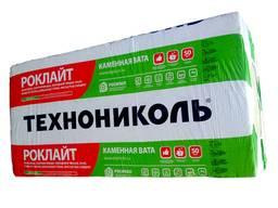 Базальтовая вата Rocklight 5cm. 30кг/м3