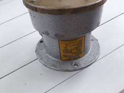BDW-2, BDW-1 (БДВ-2, БД) - реле нулевой скорости
