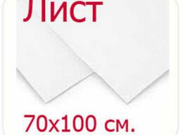 Белая крафт бумага в листах