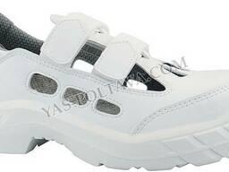 Белая рабочая обувь 903 1010 S1 YAS