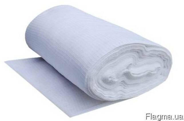 купить ткань вафельную белую