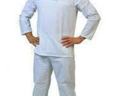 Белье нательное мужское, армейское белье, белье с бязи
