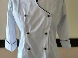 Куртка повара белая