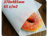 Белый пергамент 65 г/м2 в пачках 370х485мм - photo 1