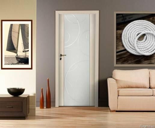 Эмалированные Двери Межкомнатные