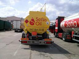 Бензин, дизельное топливо всех марок перевозка, продажа