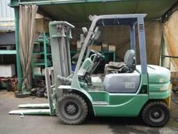 Бензиновый автопогрузчик Митсубиси FD20-F18B на 2 тонны
