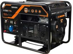 Бензиновый генератор Daewoo GDA 12500E продам