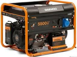 Бензиновый генератор Daewoo GDA 6500E продам