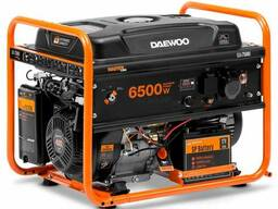 Бензиновый генератор Daewoo GDA 7500E Master продам