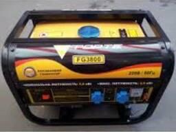 Бензиновый генератор (электростанция) FORTE FG 3800 (с ручны
