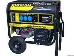 Бензиновый генератор Firman FPG 7800 E2 (электростанция) (с