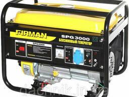 Бензиновый генератор Firman SPG 3000 (2, 5 кВт)