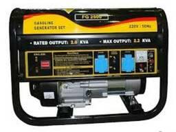 Бензиновый генератор Forte FG 2500 (электростанция)