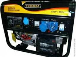 Бензиновый генератор Forte FG 6500ЕА (электростанция) (автом