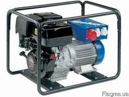 Бензиновый генератор трехфазный асинхронный geko 4400ed-a_hh