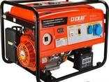 Бензиновый генератор УГБ-6000Е 6 кВт - фото 1