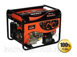 Бензиновый генератор Vitals Master 6. 5b б/у