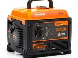 Бензиновый инверторный генератор Daewoo GDA 1500i продам