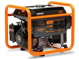 Бензиновый инверторный генератор Daewoo GDA 4800i продам