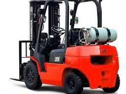 Бензиновый погрузчик Hangcha CPQD35N-RW22 (Мачта VFM300)