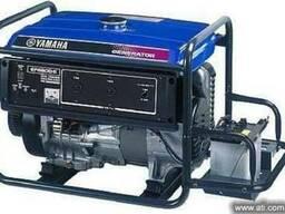Бензиновые электрогенераторы дизельные электростанции Yamaha