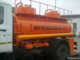 Бензовоз-топливозаправщик ГАЗ, МАЗ КАМАЗ и шасси заказчика - фото 2