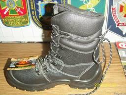Берцы альфа без меха евроспец обувь
