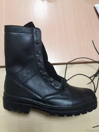 Черевики з високими берцями утепленні, робоче взуття