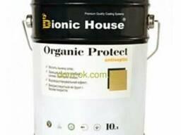 Бесцветная пропитка антисептик с льяным маслом Organic. ..