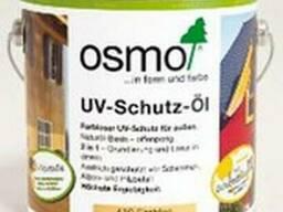 Бесцветная защитная лазурь для дерева, Osmo,420, 2,5л.