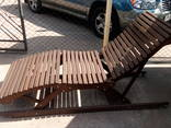 Беседки, скамейки, качели, туалеты из дерева для дома и дачи - фото 8