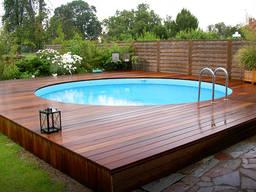 Гипоалергенный препарат для защиты воды бассейнов от цветения на все лето