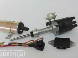 Бесконтактное электронное зажигание (БСЗ) ВАЗ 2103, 2106 Соатэ (комплект: трамблер. ..