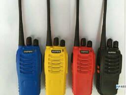 Беспроводная рация Baofeng BF-888S, корпус пластмасс, микс-цвет, частота 400-470MHz, BOX