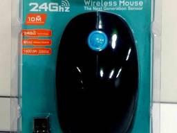 Беспроводная USB мышка Wireless Mouse 2. 4 Ghz