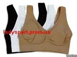 Бесшовное женское белье комплект бюстгальтеров А Бра