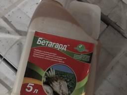 Бетагард - гербіцид для захисту посівів цукрового буряку