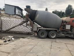Бетон доставка Одесса