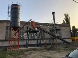 Бетонний завод, рбу, бсу, бетоносмесительное оборудование