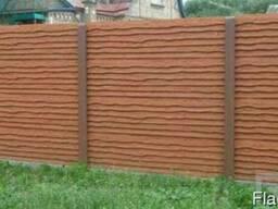 Бетонный забор (шилёвка)