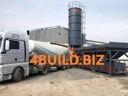 Бетонный завод, РБУ, БЗУ, ЖБИ, бетоносмесительная установка