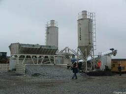 Бетонный завод СБ-145-6 производительность 38 м³/ч