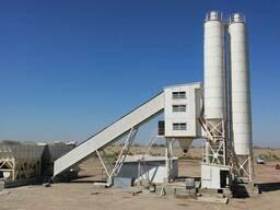 Бетонный завод СБ-248 производительность 150 м³/ч