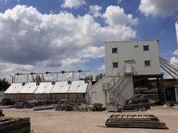 Бетонний завод TEKA (Німеччина)