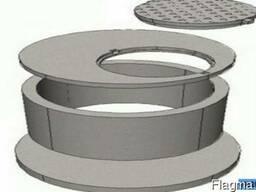 Бетонные кольца КС-20-5