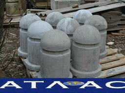 Бетонные столбики для парковки С-2 (500х320мм. )